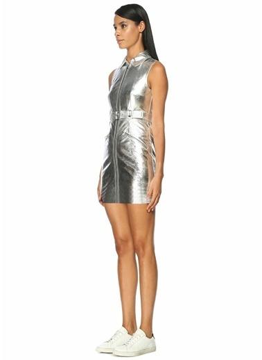 Alexa Chung for AG Elbise Gümüş